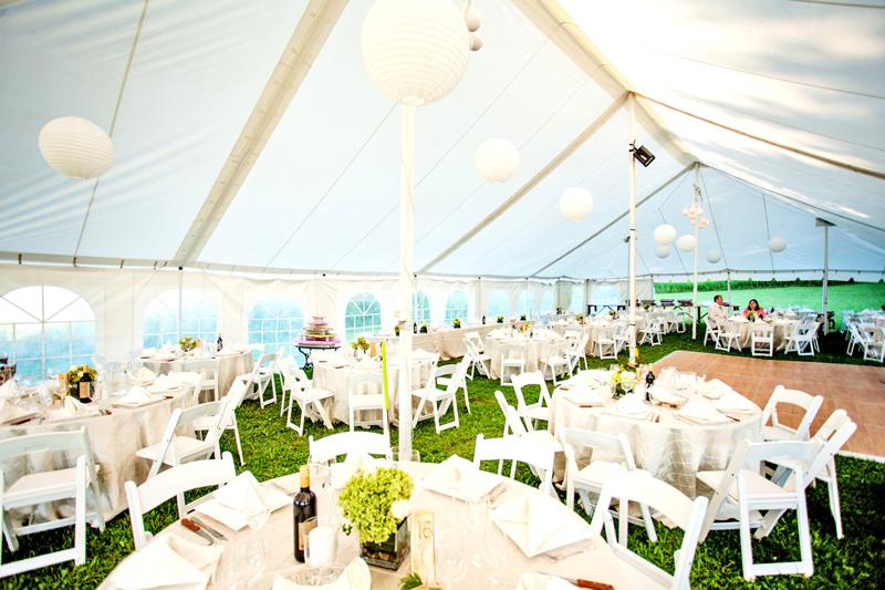 Nov 15 Inside Tent